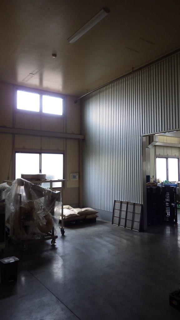 和泉市 営繕 ガルバリウム鋼鈑 施工前