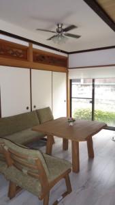熊取町 リノベーション 快適空間