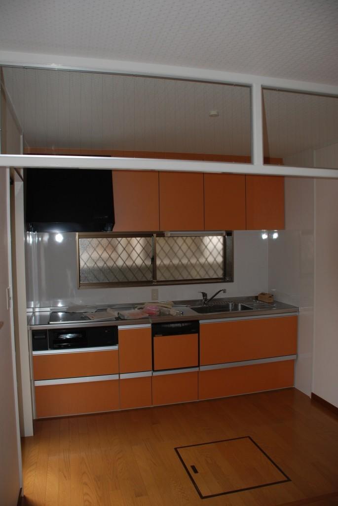 高石市 リフォーム キッチン