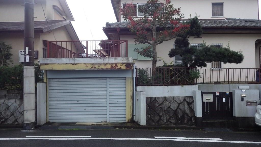 和泉市 おしゃれ 外構 エクステリア 施工前
