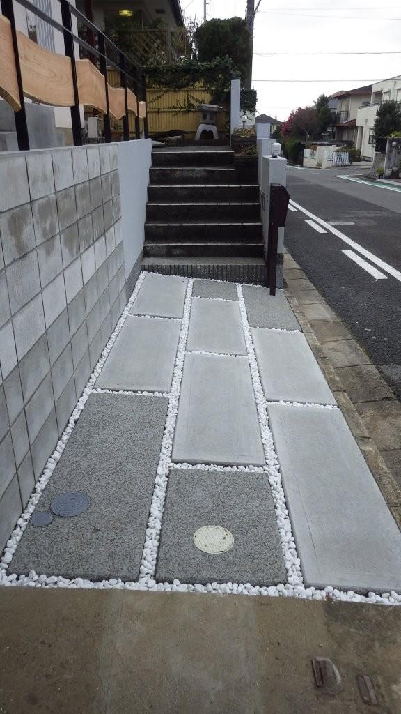 和泉市 おしゃれ 外構 エクステリア
