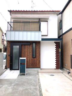 堺市西区浜寺諏訪ノ森町中 賃貸一戸建て